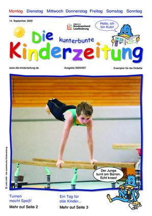 Die kunterbunte Kinderzeitung (14.09.2020)