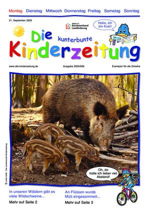 Die kunterbunte Kinderzeitung (21.09.2020)