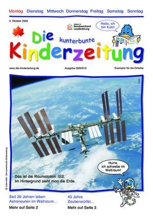 Die kunterbunte Kinderzeitung (05.10.2020)