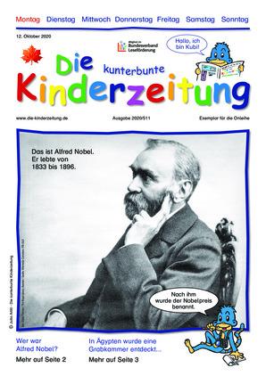 Die kunterbunte Kinderzeitung (12.10.2020)