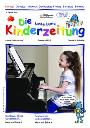 Die kunterbunte Kinderzeitung (19.10.2020)