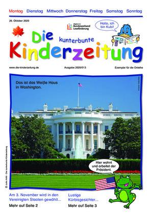 Die kunterbunte Kinderzeitung (26.10.2020)