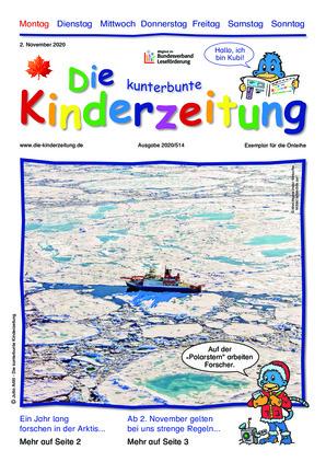 Die kunterbunte Kinderzeitung (02.11.2020)