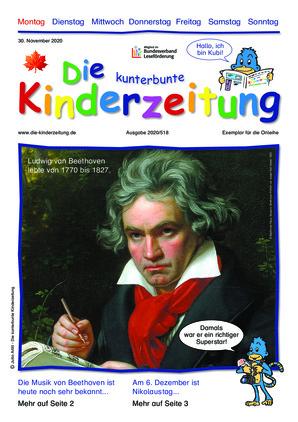Die kunterbunte Kinderzeitung (30.11.2020)