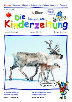 Die kunterbunte Kinderzeitung (07.12.2020)
