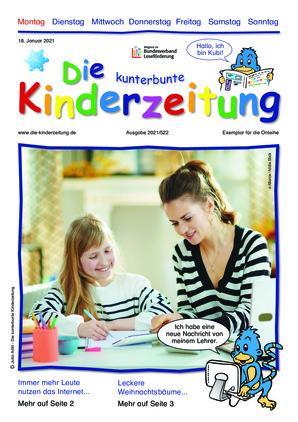 Die kunterbunte Kinderzeitung (18.01.2021)