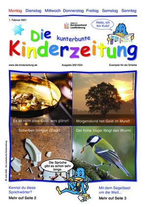 Die kunterbunte Kinderzeitung (01.02.2021)