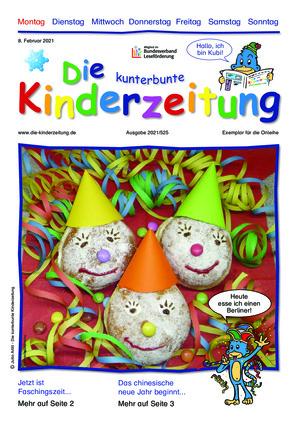 Die kunterbunte Kinderzeitung (08.02.2021)
