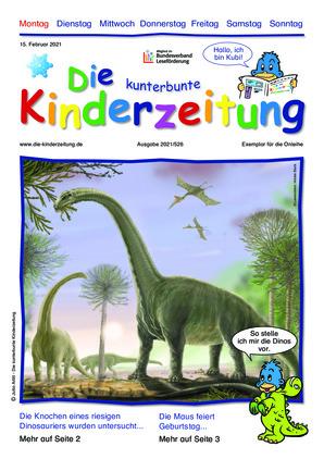 Die kunterbunte Kinderzeitung (15.02.2021)