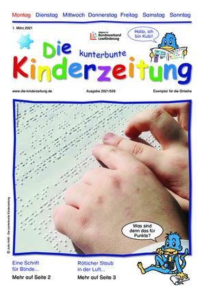 Die kunterbunte Kinderzeitung (01.03.2021)