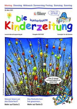 Die kunterbunte Kinderzeitung (29.03.2021)