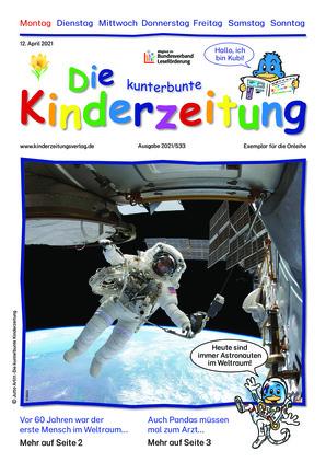 Die kunterbunte Kinderzeitung (12.04.2021)