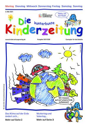 Die kunterbunte Kinderzeitung (03.05.2021)