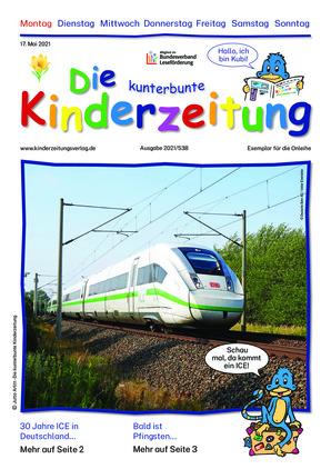 Die kunterbunte Kinderzeitung (17.05.2021)