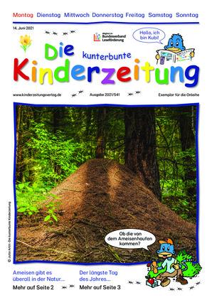 Die kunterbunte Kinderzeitung (14.06.2021)