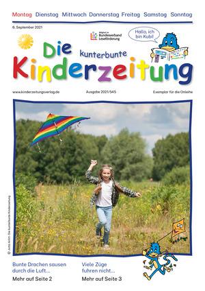 Die kunterbunte Kinderzeitung (06.09.2021)