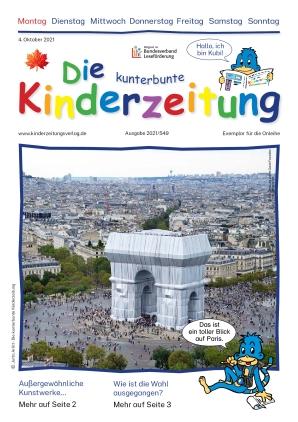 Die kunterbunte Kinderzeitung (04.10.2021)