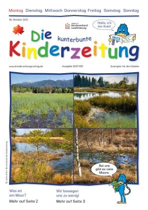 Die kunterbunte Kinderzeitung (18.10.2021)
