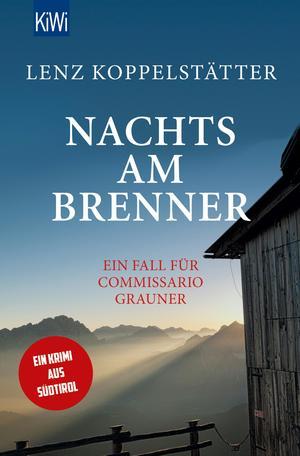 Nachts am Brenner