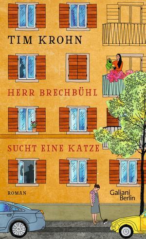 Herr Brechbühl sucht eine Katze