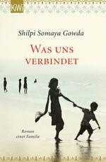 Das Bild zeigt das Cover des Buches Was uns verbindet