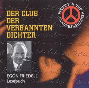 Egon Friedell Lesebuch