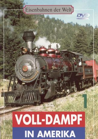 Voll-Dampf in Amerika, Teil 1+2  (Ep.1-4)