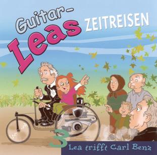 Lea trifft Carl Benz