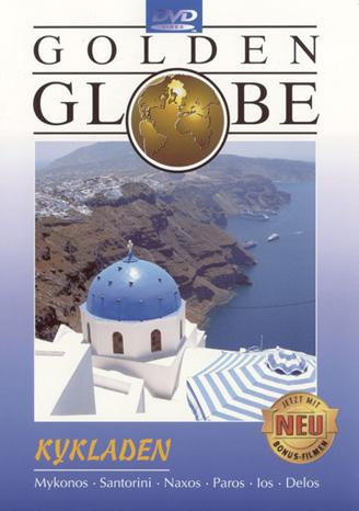 Kykladen - Mykonos, Santorini, Naxos, Paros, Ios, Delos