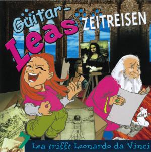 Lea trifft Leonardo da Vinci