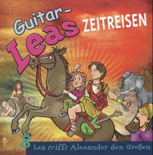 Lea trifft Alexander den Großen