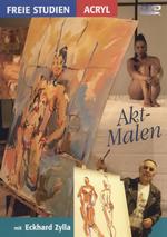 Akt-Malen: Acryl
