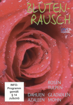 Blütenrausch - Rosen, Tulpen, Gladiolen, Mohn, Dahlien, Azaleen