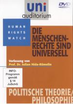 Die Menschenrechte sind universell