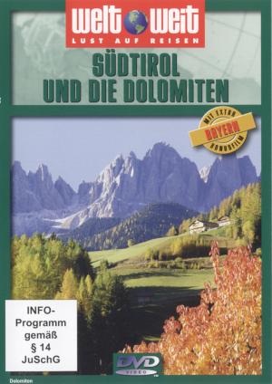 Südtirol und die Dolomiten