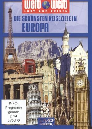 Die schönsten Reiseziele in Europa