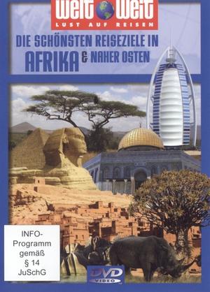 Die schönsten Reiseziele in Afrika & Naher Osten