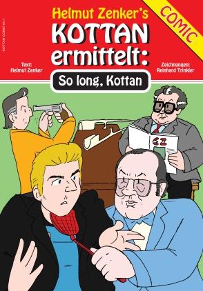 Helmut Zenker's Kottan ermittelt