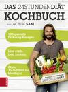 Das 24Stundendiät-Kochbuch