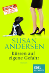 Vergrößerte Darstellung Cover: Küssen auf eigene Gefahr. Externe Website (neues Fenster)