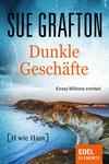 Vergrößerte Darstellung Cover: Dunkle Geschäfte. Externe Website (neues Fenster)