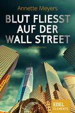 Blut fließt auf der Wall Street