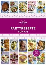 Partyrezepte von A - Z