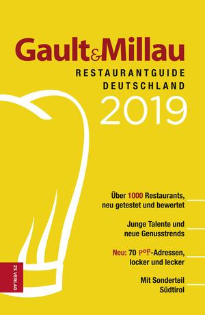 Gault & Millau - Deutschland 2019