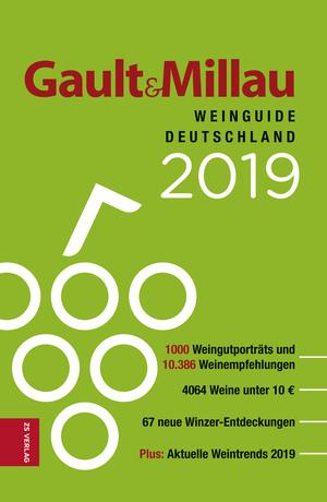 Gault & Millau - Weinguide Deutschland 2019