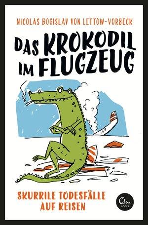 ¬Das¬ Krokodil im Flugzeug