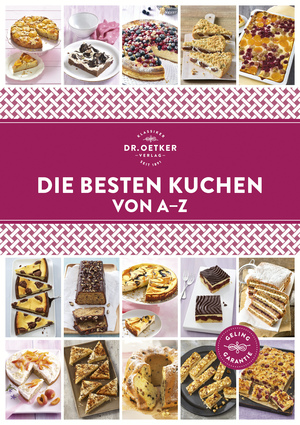 Die besten Kuchen von A-Z