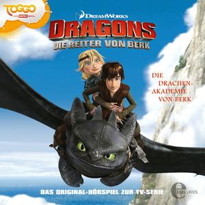 Folge 1: Die Drachen-Akademie von Berk / Der arbeitslose Wikinger (Das Original-Hörspiel zur TV-Serie)