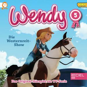Folge 5: Die Westernreit-Show / Das argwöhnische Pferd (Das Original-Hörspiel zur TV-Serie)
