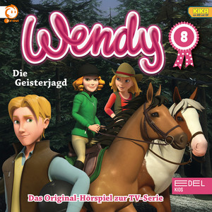 Folge 8: Die Geisterjagd / Das verwaiste Fohlen (Das Original-Hörspiel zur TV-Serie)